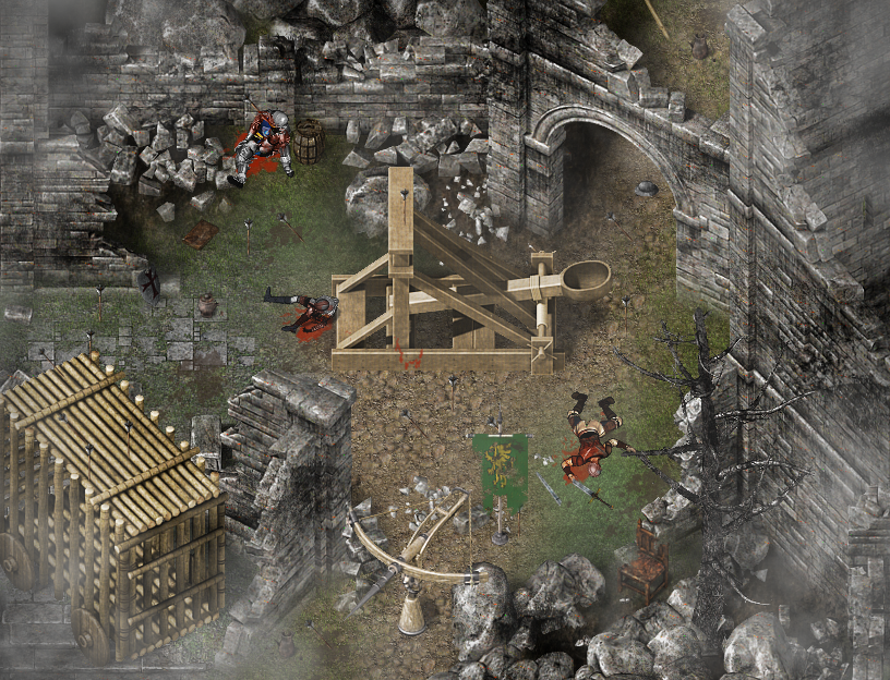 High Fantasy Resource Packs - Intersect Engine - Free 2D